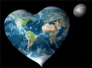 Планета Любви - Земля