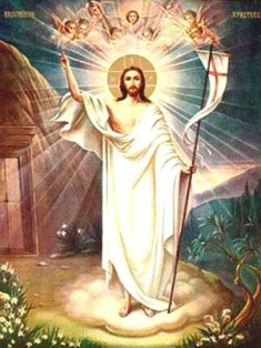 Иисус. Воскрешение