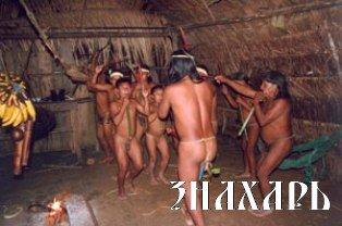 Амазонские индейцы