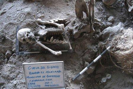 Мумия найденная в Мексике