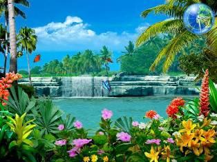 Рай на Земле