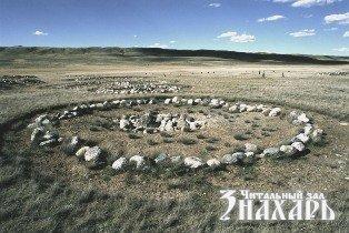 Геоглифы на плато Укок