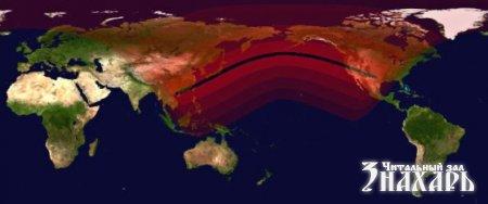 Солнечное затмение 21 мая 2012г.